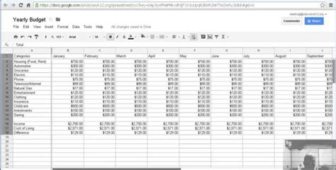 How To Make Your Own Budget Spreadsheet by How To Create A Weekly Budget In Excel Buff