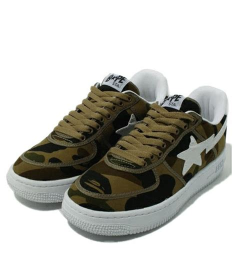 Bathing Ape 1 a bathing ape 1st camo canvas bape sta freshness mag