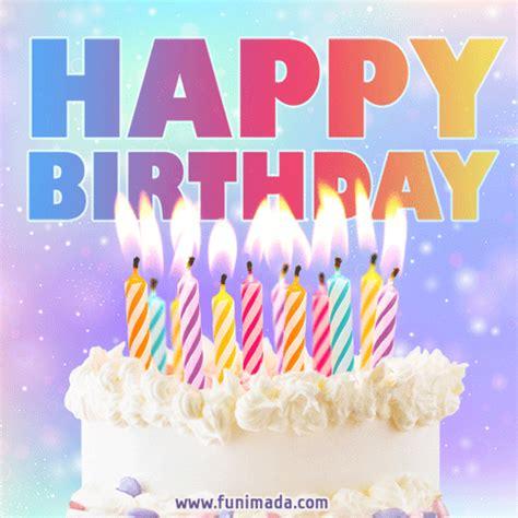 happy birthday gifs     funimadacom