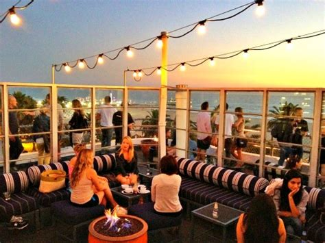 top bars in santa monica suite 700 santa monica rooftop paradise at hotel shangri la