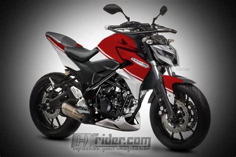 Modifikasi Cb150r by Modifikasi Honda Cb150r Cxrider