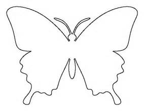 butterfly stencil template best 25 printable butterfly ideas on