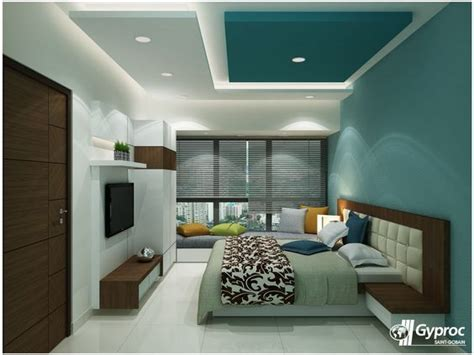 Best Bedroom Ceiling Design 38 Best Bedroom False Ceiling Images On Pinterest Bedroom Bedroom Designs And