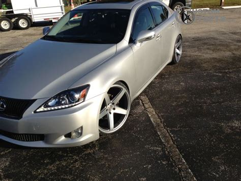 lexus is 250 custom wheels wheel offset 2010 lexus is250 slightly aggressive dropped