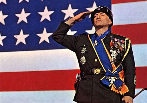 general patton oscar best picture patton 1970 wwii biopic starring george c emanuel levy
