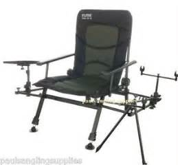 silstar carp fishing chair rod pod side tray rod rests