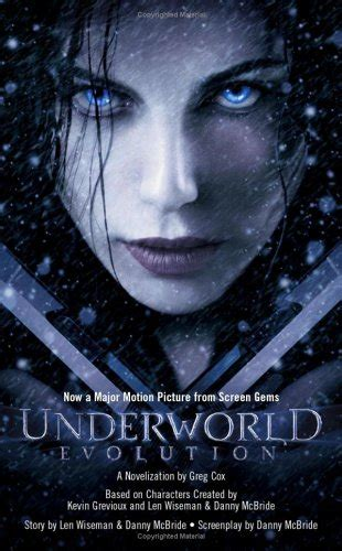 underworld editions cover images underworld evolution underworld 3 by greg cox reviews discussion bookclubs lists