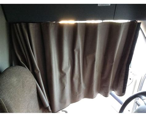 2013 Freightliner Cascadia Interior Curtain For Sale
