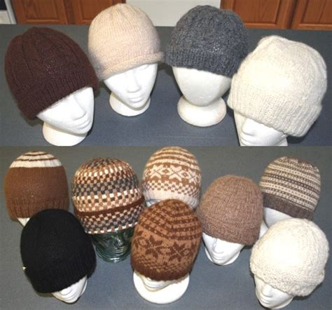 Handmade Hats For Sale - handmade knitted alpaca hats for sale