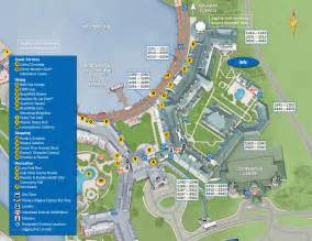 disney hotels florida map walt disney world travel walt disney world maps