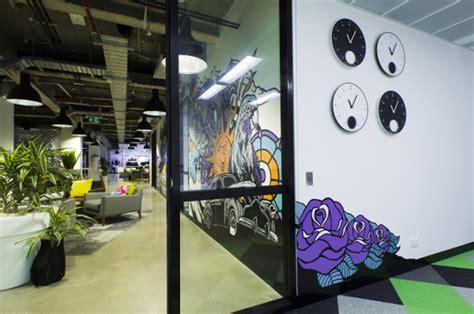 inside facebook s sydney offices siren design office facebook offices by siren design