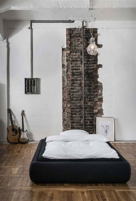 industrial style bedroom 35 edgy industrial style bedrooms creating a statement