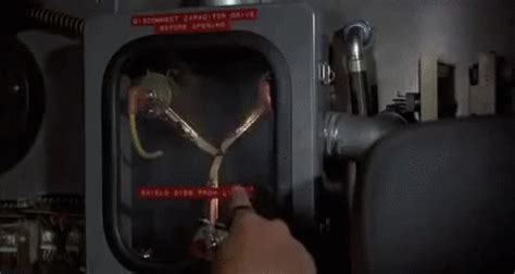 flux capacitor gif flux capacitor gif find on giphy