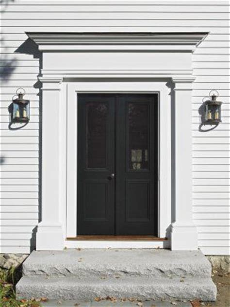 Exterior Door Surrounds This Front Entry Surround Doors Pinterest