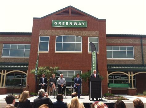 Carrollton Ga Post Office by Gov Nathan Deal Visits Green Greenway Health Office