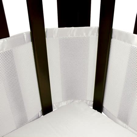 Target Mesh Crib Liner by Breathable Baby Solid Mesh Crib Liner Target