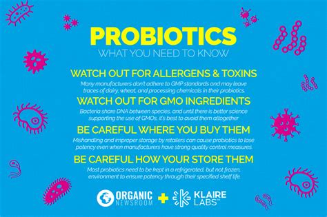 the best probiotics the best probiotics insider insight from klaire labs