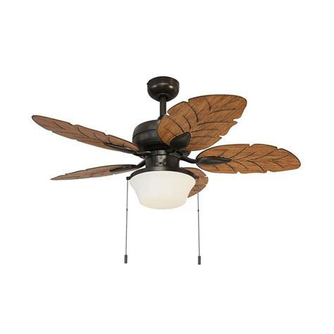 44 outdoor ceiling fan shop litex waveport 44 in bronze downrod or mount