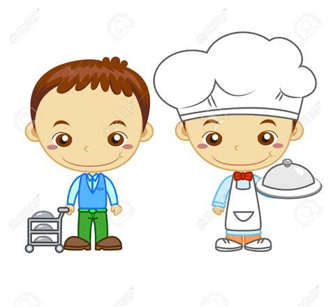 clipart per bambini child chef clipart 63