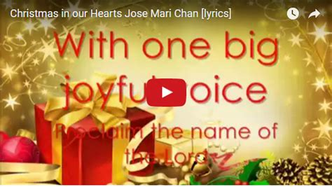 christmas songs jose mari chan lyrics go to funpic