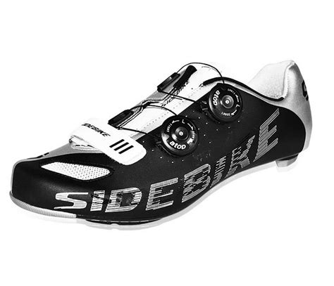 lightest road bike shoes sidebike professional bicycle cycling carbon fiber shoes