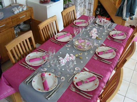 photos bild galeria d 234 coration de table pour anniversaire