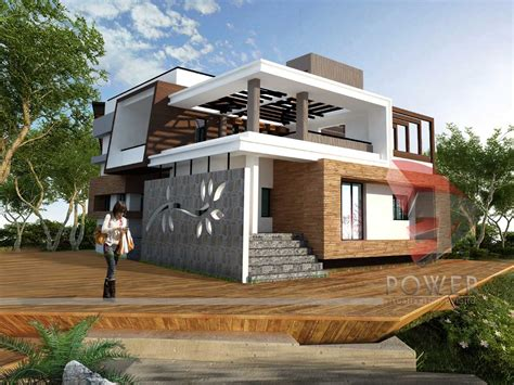 Architect Designed House Plans Ultra Modern Home Architecture