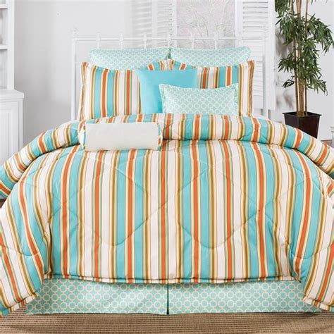 aqua and coral bedding coral and aqua dorm comforters american made dorm home