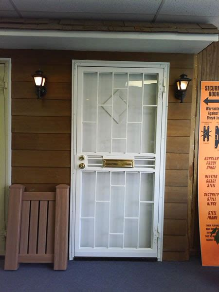 exterior door security security doors chicago illinois exterior services chicago