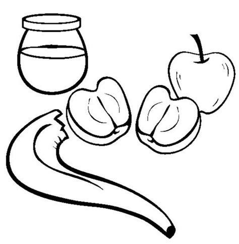 shofar coloring page shofar coloring pages coloring pages