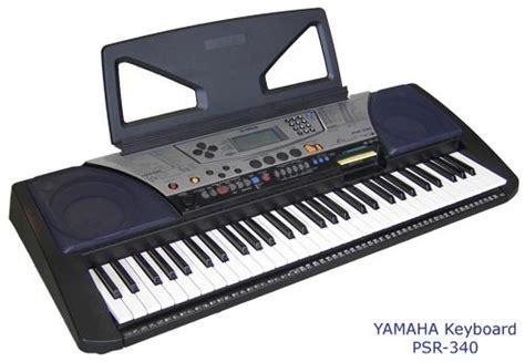 Keyboard Yamaha Seri S yamaha psr 340 image 806768 audiofanzine