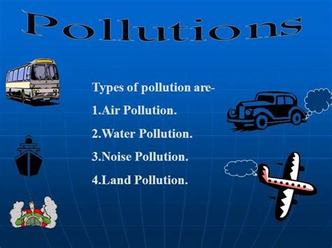 ppt templates for water pollution ppt on pollution authorstream