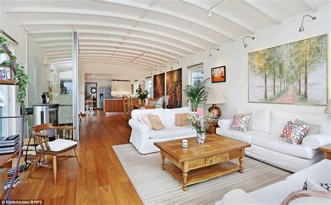 three bedroom boat three bedroom houseboat on the thames goes on sale for 163