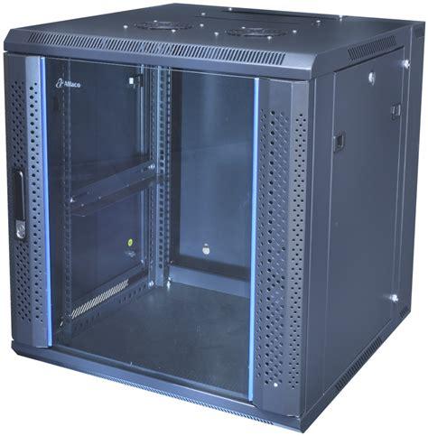 19 inch server cabinet 12u 19inch wall mount network server computer cabinet data