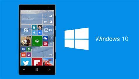 imagenes de windows 10 para celular actualizaci 243 n windows 10 para celulares es demorada para 2016