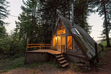 a frame cottage perfect retreat in a frame tiny cabin you ll love it