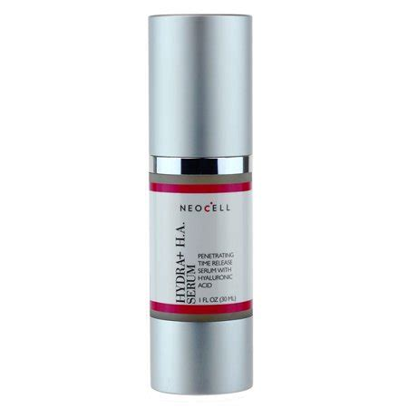 A H C Serum Hyaluronic 30ml neocell hydra h a serum 1oz 30ml penetrating time