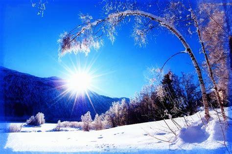fotos de paisajes espectaculares espectaculares fotos paisajes nevados im 225 genes de primavera