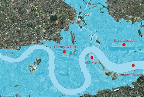 river thames flood plain map homeland security climate change u k flooding exercise