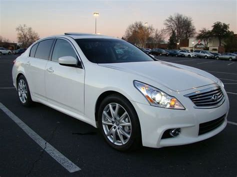 Infinity Auto Tint Houston by Purchase Used 2011 Infiniti G37s Sport Sedan Only 13k Mi