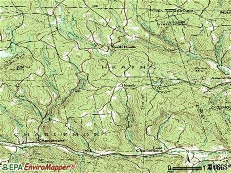 Heath Massachusetts Ma 01346 Profile Heath Massachusetts Ma 01346 Profile Population Maps