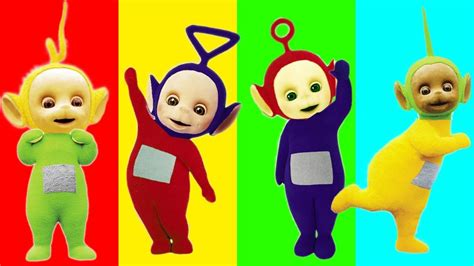 teletubbies names and colors teletubbies colors tinky winky teletubbies learn colors