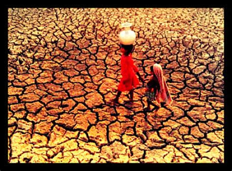 Drought: The World's Costliest Natural Disaster   The
