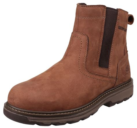 Caterpilar Boots Safety caterpillar safety boots pelton beige safety