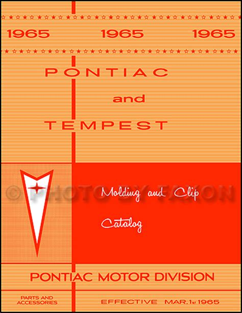 free download parts manuals 1965 pontiac grand prix seat position control 1965 pontiac chrome molding part book gto bonneville grand prix catalina tempest ebay