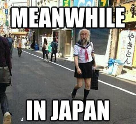 Japan Memes - meanwhile in japan fanphobia celebrities database