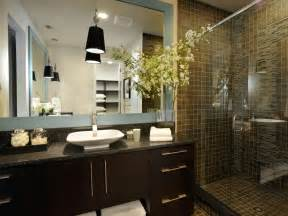 hgtv bathroom decorating ideas black and white bathroom decor ideas hgtv pictures