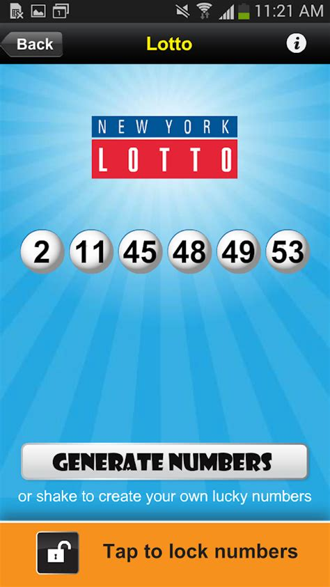 new york lottery post for android ny lottery app for android apexwallpapers
