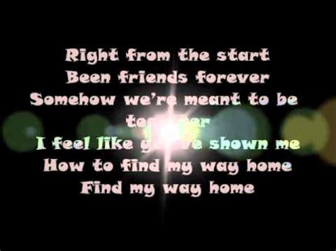 feels just like home lyrics