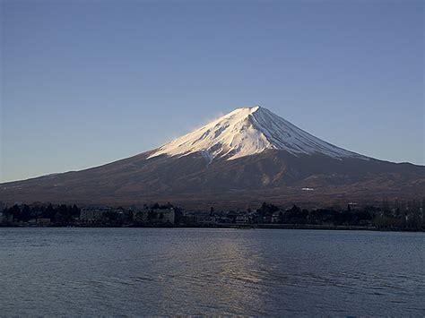 imagenes volcan japon volcanes m 225 s importantes monte fuji jap 243 n